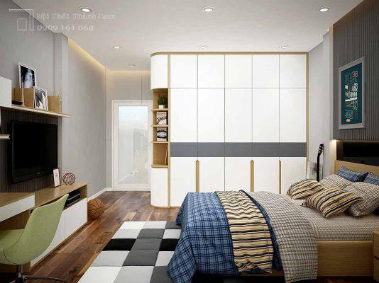 thiết kế nội thất quận 6