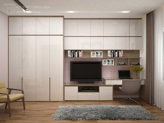 thiết kế nội thất nhà phố nhỏ